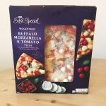 ASDA Extra Special Woodfired Buffalo Mozzarella and Tomato Pizza
