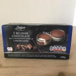 lidl Belgian Chocolate cheesecake