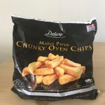 Lidl Deluxe Chunky Oven Chips