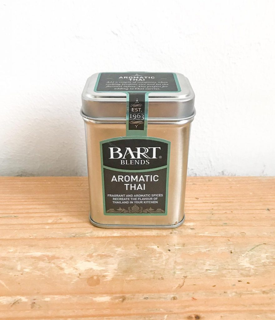 Barts Thai seasoning